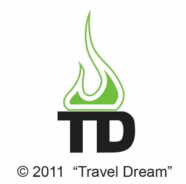Торговый знак сеть АЗС Travel Dream 2011